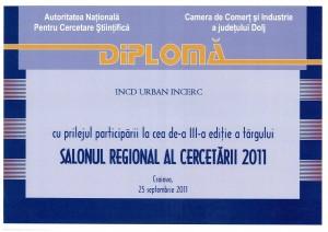 dipoma_sal_cercet_Craiova_2011